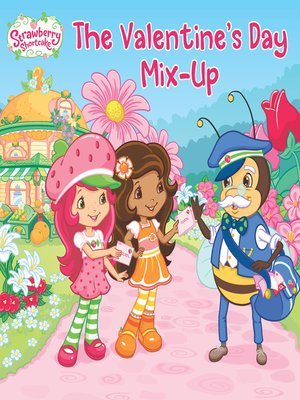 cover image of Valentine's Day Mix-Up