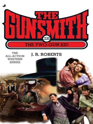 cover image of The Two-Gun Kid