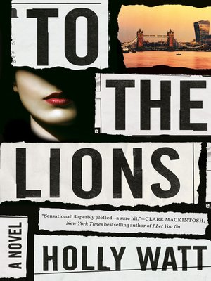 cover image of To the Lions
