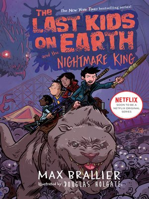 cover image of The Last Kids on Earth and the Nightmare King