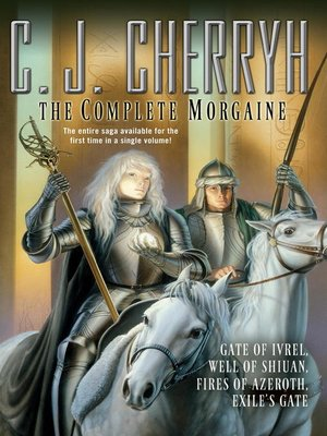 cover image of The Complete Morgaine