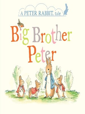 cover image of Big Brother Peter