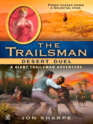 cover image of Desert Duel