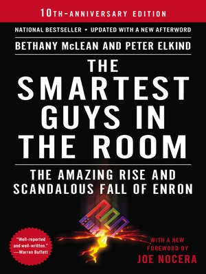 The Smartest Guys in the Room by Bethany McLean · OverDrive (Rakuten ...