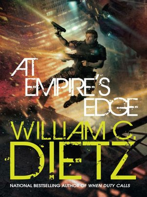 cover image of At Empire's Edge