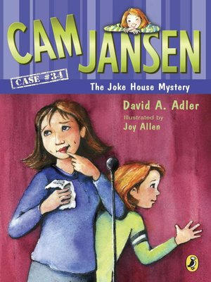 cover image of Cam Jansen and the Joke House Mystery