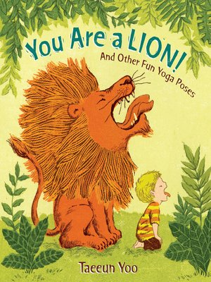 cover image of You Are a Lion!