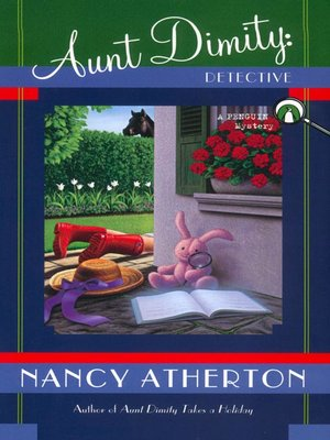 cover image of Aunt Dimity: Detective