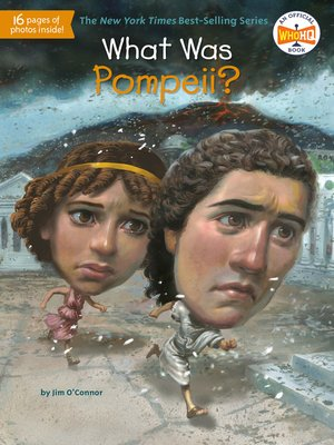 cover image of What Was Pompeii?
