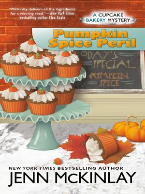 cover image of Pumpkin Spice Peril