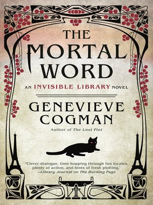 cover image of The Mortal Word