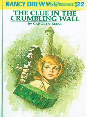 cover image of The Clue in the Crumbling Wall