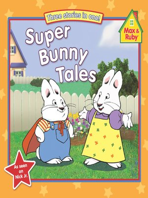 cover image of Super Bunny Tales