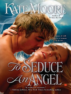 cover image of To Seduce an Angel