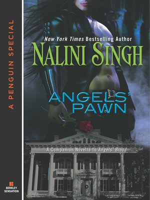cover image of Angels' Pawn