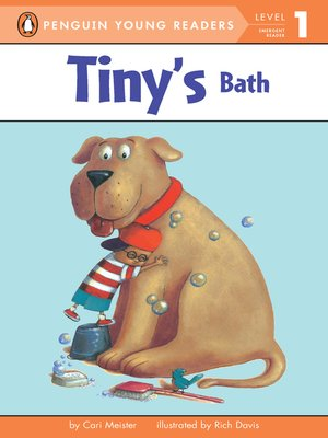 cover image of Tiny's Bath