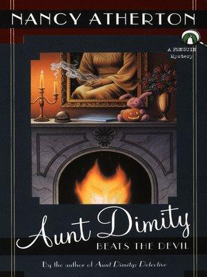 cover image of Aunt Dimity Beats the Devil
