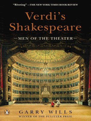 cover image of Verdi's Shakespeare