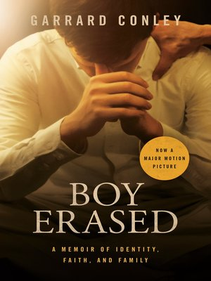 cover image of Boy Erased
