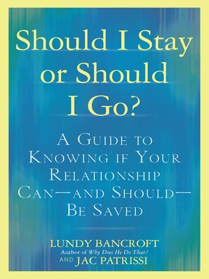 cover image of Should I Stay or Should I Go?