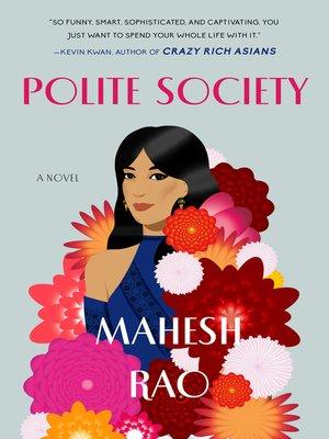 cover image of Polite Society