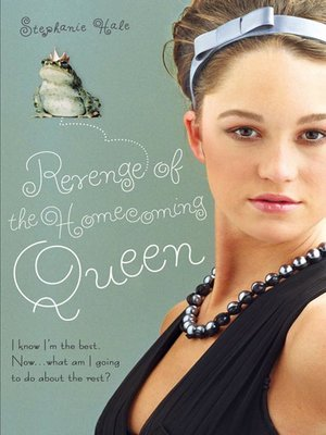 cover image of Revenge of the Homecoming Queen