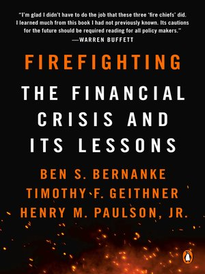cover image of Firefighting