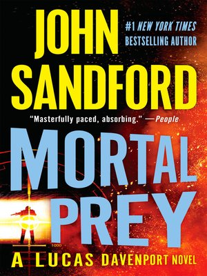 cover image of Mortal Prey