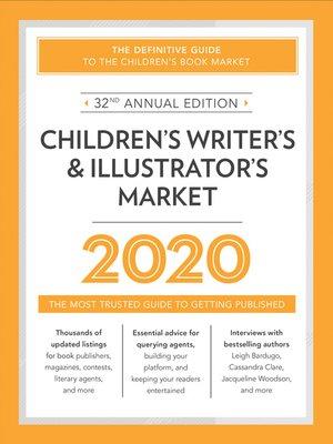 cover image of Children's Writer's & Illustrator's Market 2020