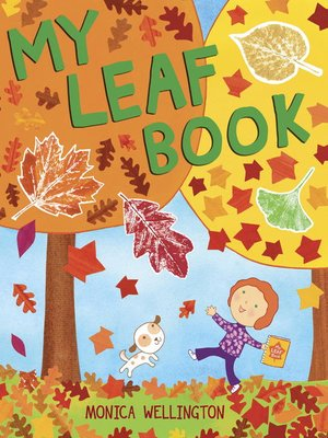 cover image of My Leaf Book