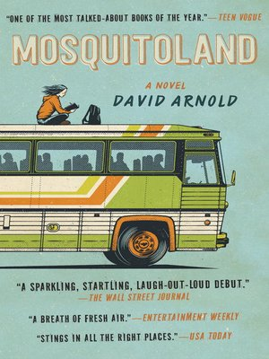 cover image of Mosquitoland