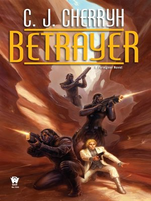 cover image of Betrayer