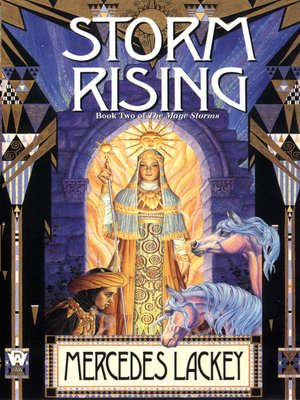 cover image of Storm Rising
