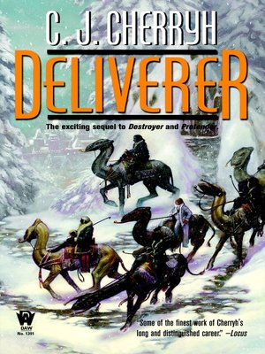 cover image of Deliverer