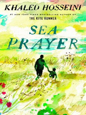 cover image of Sea Prayer