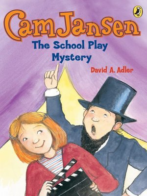 cover image of The School Play Mystery