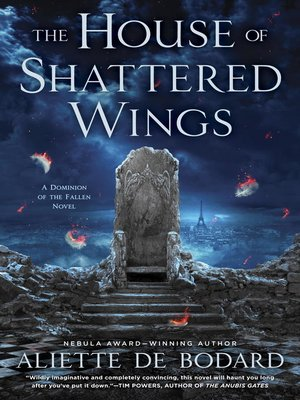 cover image of The House of Shattered Wings