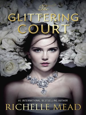 cover image of The Glittering Court Series, Book 1
