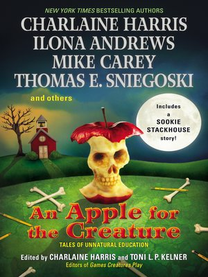 cover image of An Apple for the Creature