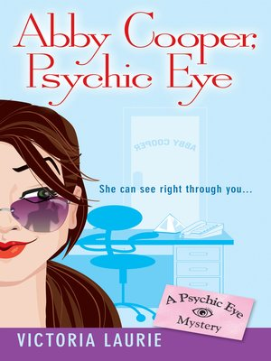 cover image of Abby Cooper, Psychic Eye