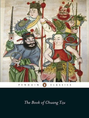 cover image of The Book of Chuang Tzu