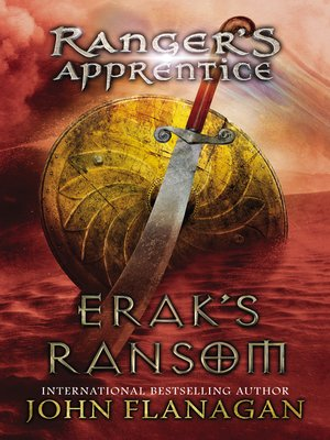 cover image of Erak's Ransom
