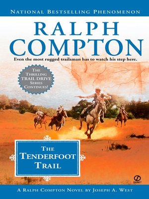 cover image of The Tenderfoot Trail