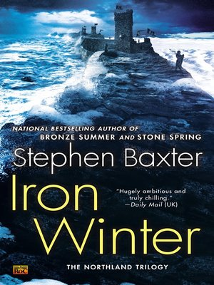 cover image of Iron Winter