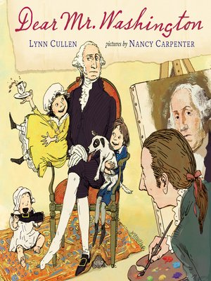 cover image of Dear Mr. Washington