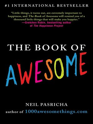 cover image of The Book of Awesome