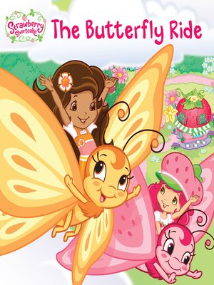 cover image of The Butterfly Ride