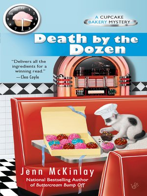 cover image of Death by the Dozen