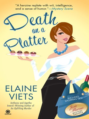 cover image of Death on a Platter