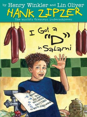 cover image of I Got a D in Salami